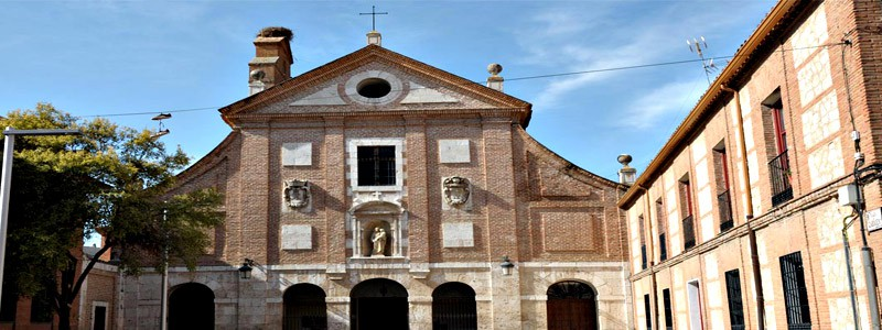 Iglesia del Carmen de Guadalajara