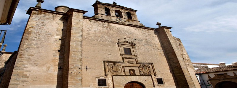 Iglesia y Convento de San Francisco Trujillo de Trujillo