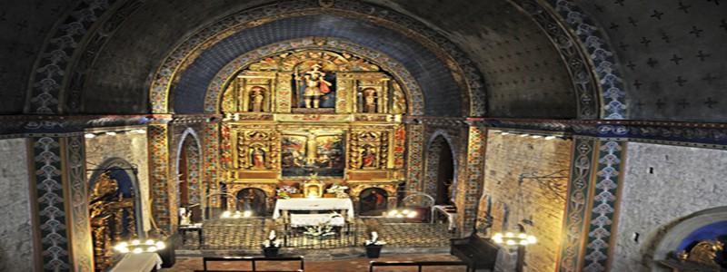 Iglesia de Sant Cristòfol de Beget