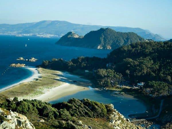 Islas Cíes de Vigo - Visitar Vigo de Turismo un día - Ilutravel.com