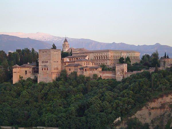 Alhambra de Granada - Granada en 2 días - Ilutravel.com