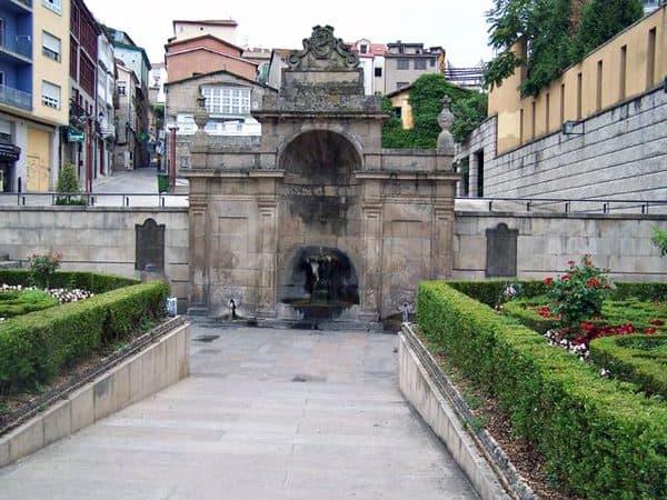 Burga de Abaixo de Orense