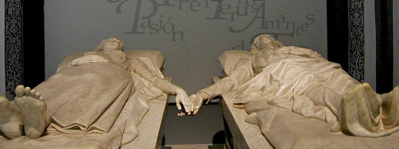 Mausoleo los Amantes Teruel
