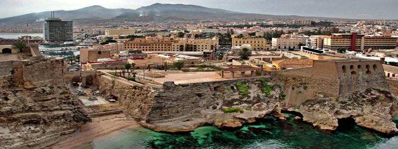 foto de Melilla superior