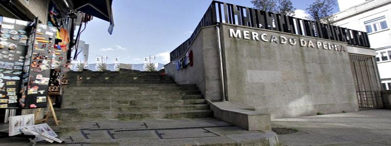 Mercado a Pedra de Vigo
