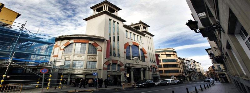 Mercado de San Blas de Logroño
