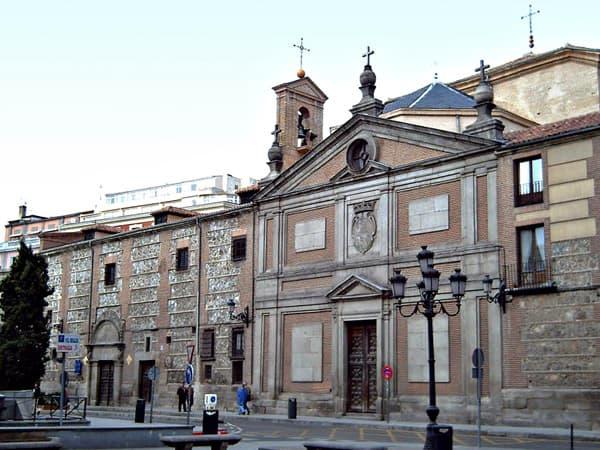 Monasterio de las Descalzas Reales de Madrid - Conocer Madrid lugares de interés - Ilutravel.com
