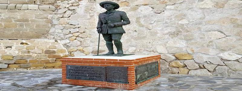 Monumento a Francisco Franco de Melilla