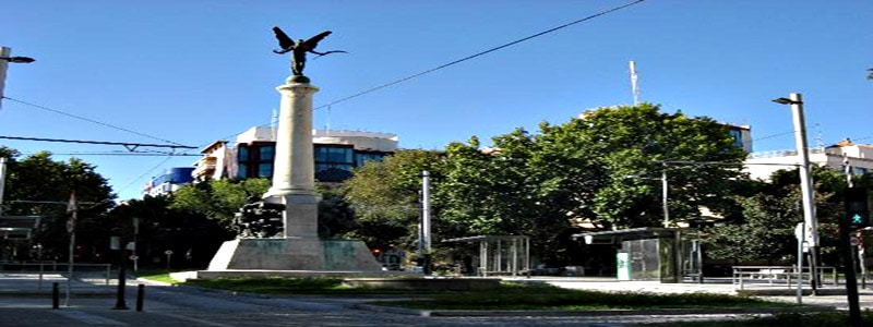 Monumento a las Batallas de Jaén