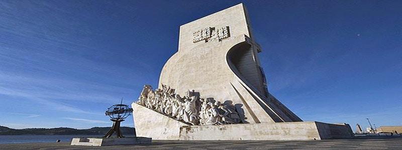 Monumento a los descubrimientos de Lisboa