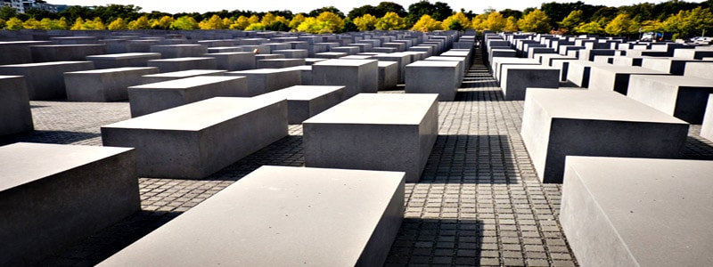 Monumento al Holocausto de Berlin