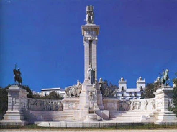 Monumento de las Cortes de 1812 de Cádiz - Qué ver en Cádiz - Ilutravel.com