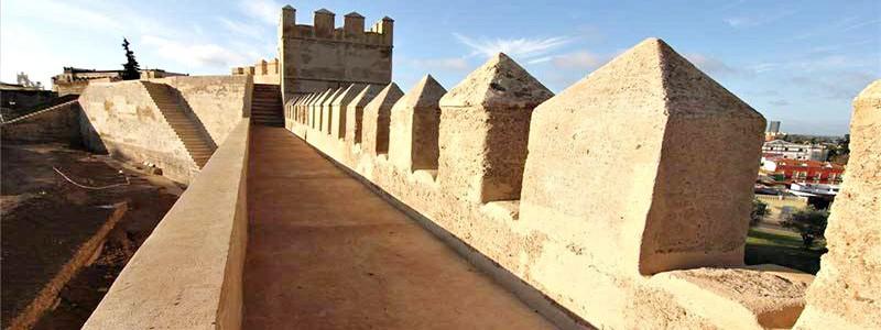 Murallas Abaluartadas de Badajoz