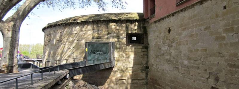Murallas y Cubo del Revellín de Logroño