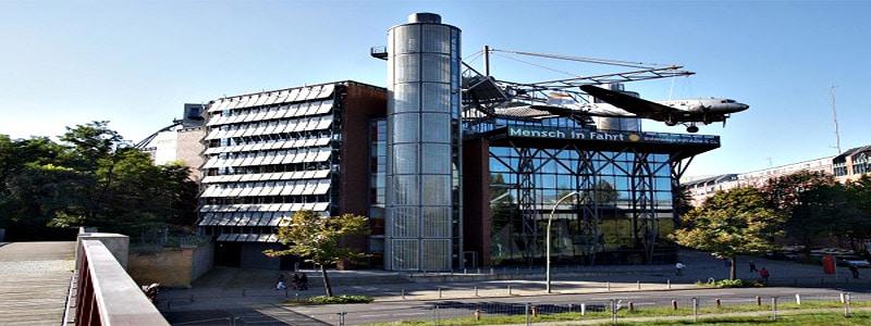 Museo Alemán de Tecnologia de Berlin