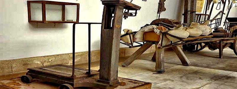 Museo Antonio Cabral de Tecnología Agraria de Jerez de la Frontera