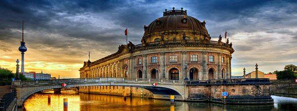 Museo Bode de Berlín - 4 días de turismo en Berlín - Ilutravel.com