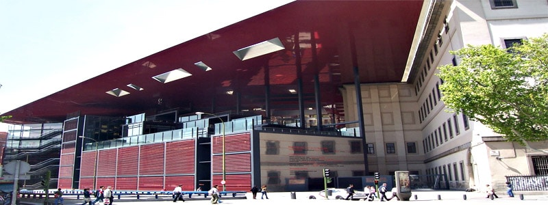 Museo Nacional Centro de Arte Reina Sofía de Madrid