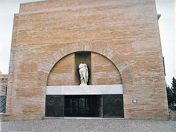 Museo Nacional de Arte Romano de Mérida - Viaje a Mérida de turismo - llutravel.com