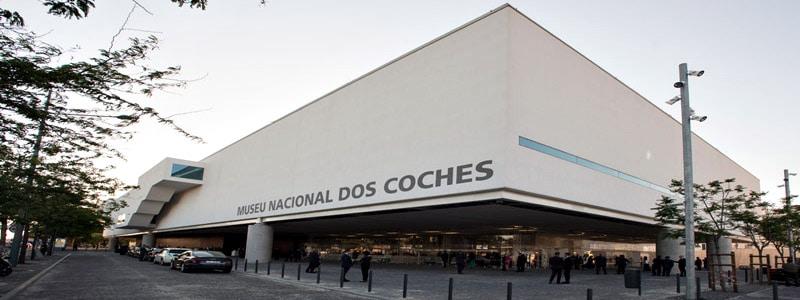 Museo Nacional de los Coches de Lisboa