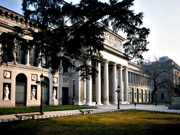 Museo Nacional del Prado de Madrid - Sitios para visitar en Madrid 3 días - Ilutravel.com