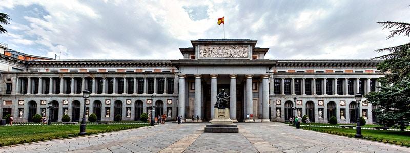 Museo Nacional del Prado de Madrid
