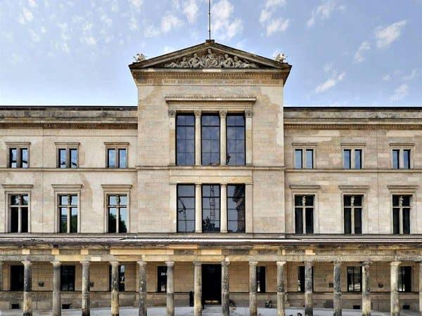 Museo Nuevo de Berlín - Ilutravel en Berlín - Ilutravel.com