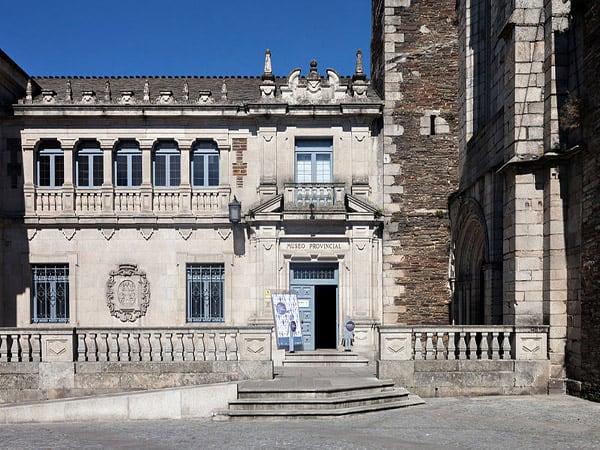 Museo Provincial de Lugo - Todos los rincones que visitar en Lugo - Ilutravel.com