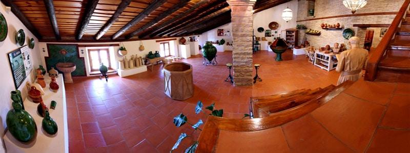 Museo de Alfarería Paco Tito, Memoria de lo Cotidiano de Úbeda