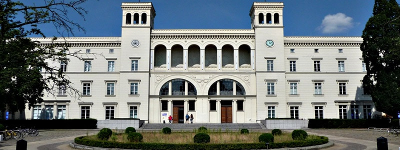 Museo de Arte Contemporáneo Hamburger Bahnhof de Berlin
