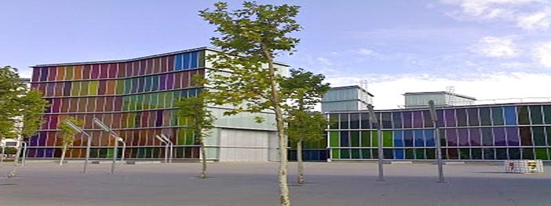 Museo de Arte contemporáneo MUSAC de León