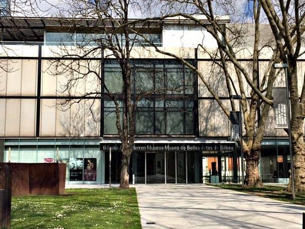 Museo de Bellas Artes de Bilbao, sitio para ver y visitar