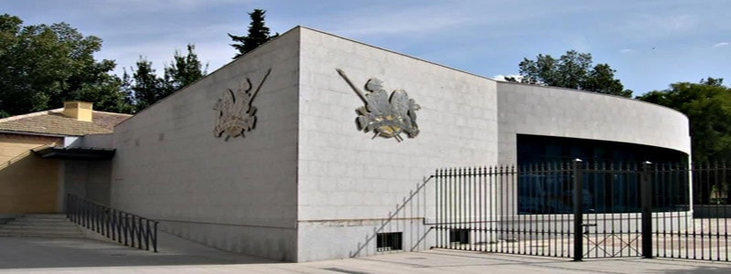 Museo de Don Quijote-Biblioteca Cervantina de Ciudad Real