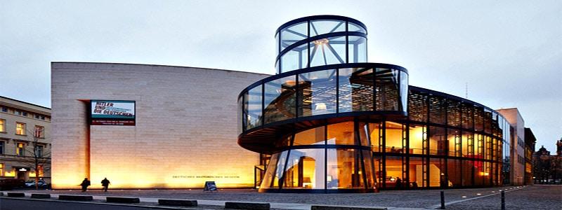 Museo de Historia Alemana de Berlin