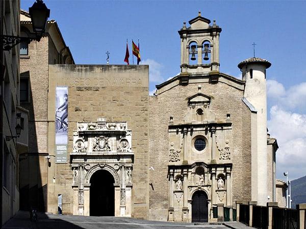 Museo de Navarra de Pamplona - Sitios que ver en Pamplona - Ilutravel.com