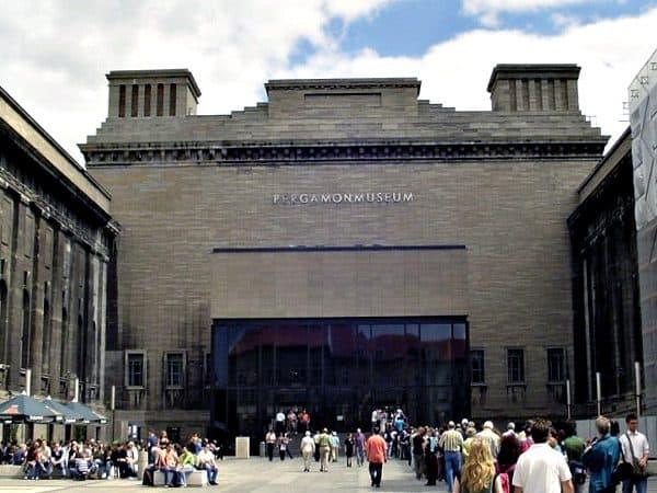 Museo de Pérgamo de Berlín - Que ver en Berlín en 4 días- Ilutravel.com