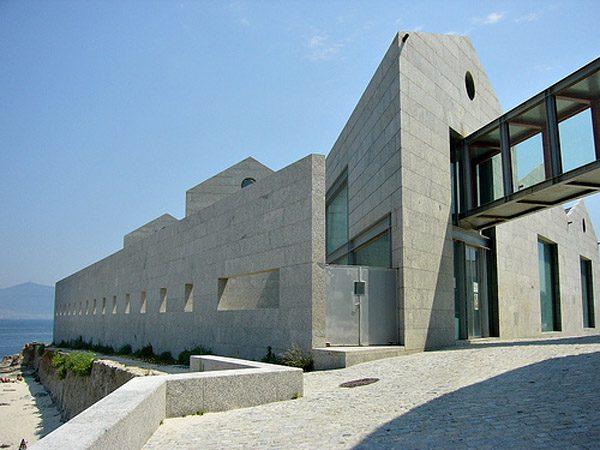 Museo del Mar de Galicia de Vigo - Lugares de interés que ver en Vigo - Ilutravel.com