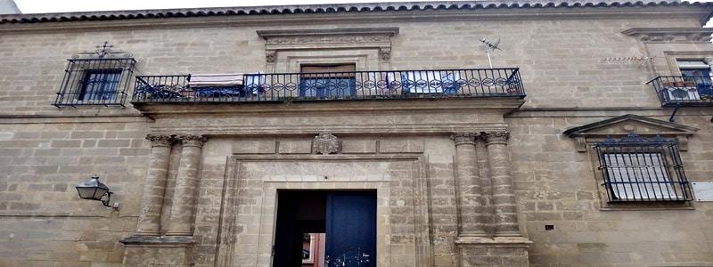 Palacio Dávila de Jerez de la Frontera