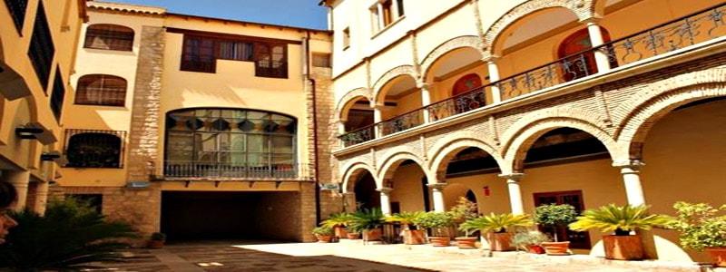 Palacio Municipal de Cultura y Salón Mudéjar de Jaén