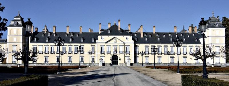 Palacio Real de El Pardo Madrid de Madrid