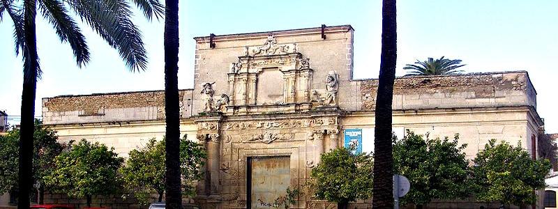 Palacio Riquelme de Jerez de la Frontera