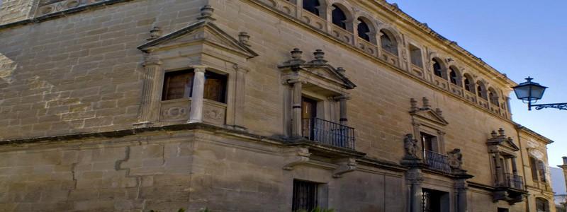 Palacio Vela de los Cobos de Úbeda