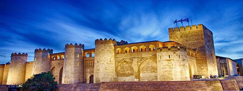 Palacio de Aljaferia de Zaragoza