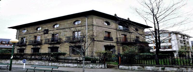 Palacio de Churruca de Getxo
