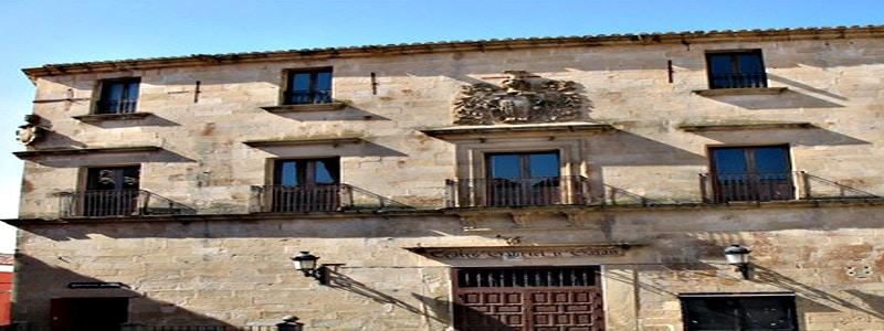 Palacio de Juan Pizarro Aragón de Trujillo