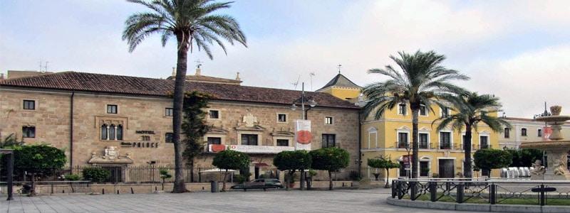 Palacio de Los Mendoza de Mérida