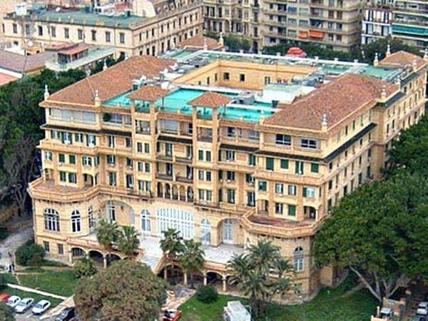 Palacio de Miramar de Málaga