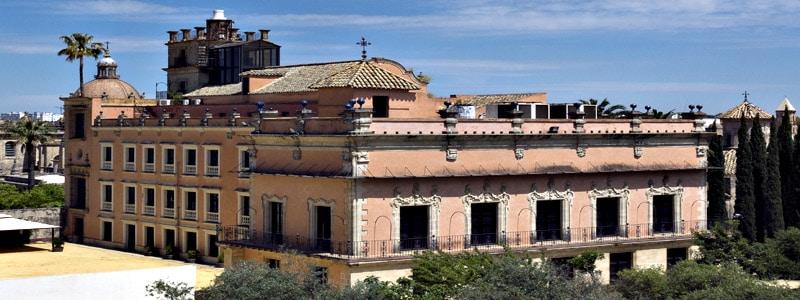 Palacio de Villavicencio de Jerez de la Frontera