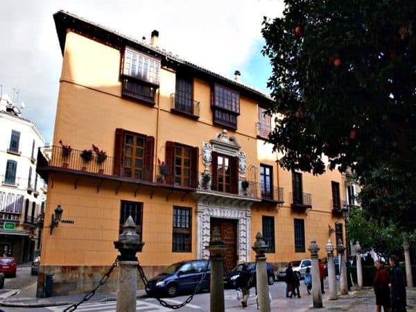 Palacio de Zea Salvatierra de Málaga - Que ver en Málaga - Ilutravel.com
