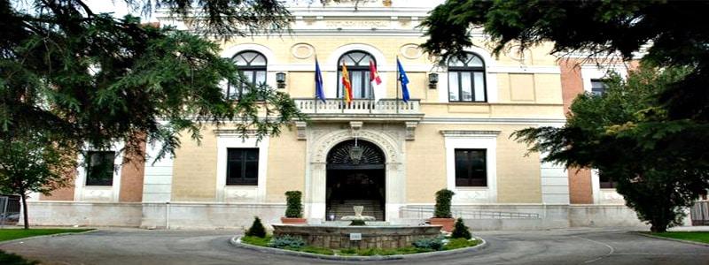 Palacio de la Diputación de Guadalajara